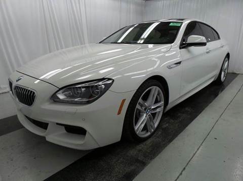 2015 BMW 6 Series for sale in Hollis, NY