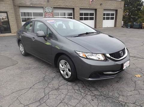 2013 Honda Civic for sale in Rochester, NY