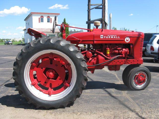 Farmall M Specifications : Farmall super m tractor in cambridge minneapolis