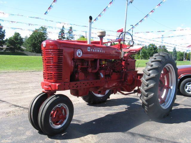 Farmall M Specifications : Farmall super m tractor in cambridge mn bowties etc inc