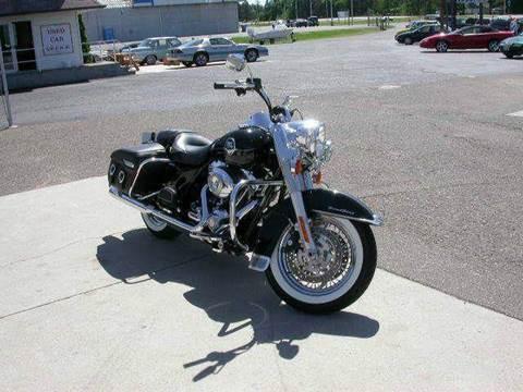 2009 Harley-Davidson Road King for sale in Cambridge, MN