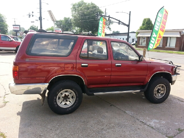 1995 toyota 4runner sr5 v6 2wd for sale in owensboro ky cartraxx auto sales. Black Bedroom Furniture Sets. Home Design Ideas