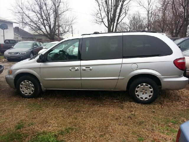 2002 chrysler town and country lx 4dr minivan owensboro ky. Black Bedroom Furniture Sets. Home Design Ideas