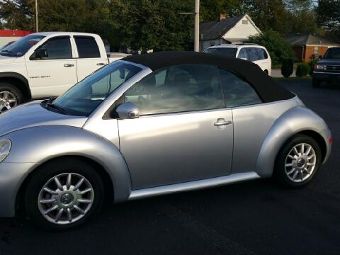 Volkswagen Beetle For Sale Owensboro Ky Carsforsale Com