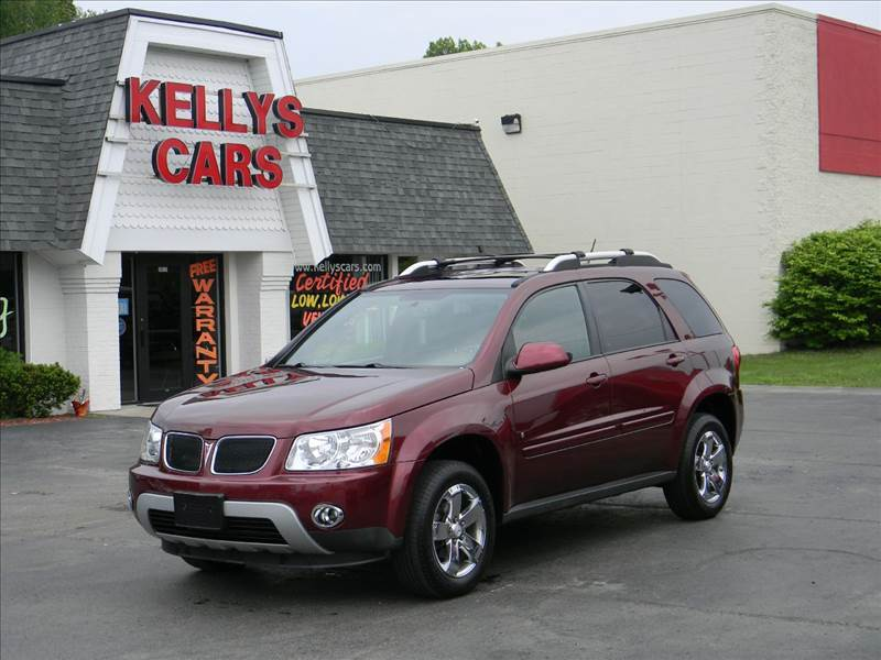 2009 Pontiac Torrent