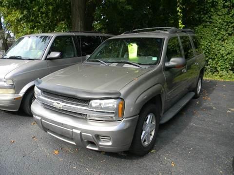 2003 Chevrolet TrailBlazer for sale in Fort Gratiot, MI