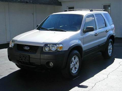 2006 ford escape for sale michigan. Black Bedroom Furniture Sets. Home Design Ideas