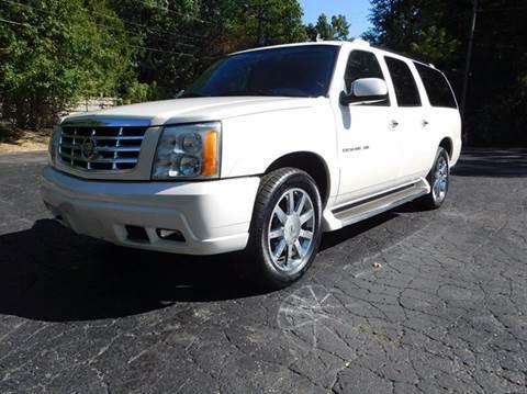 2006 Cadillac Escalade ESV for sale in Fort Gratiot, MI