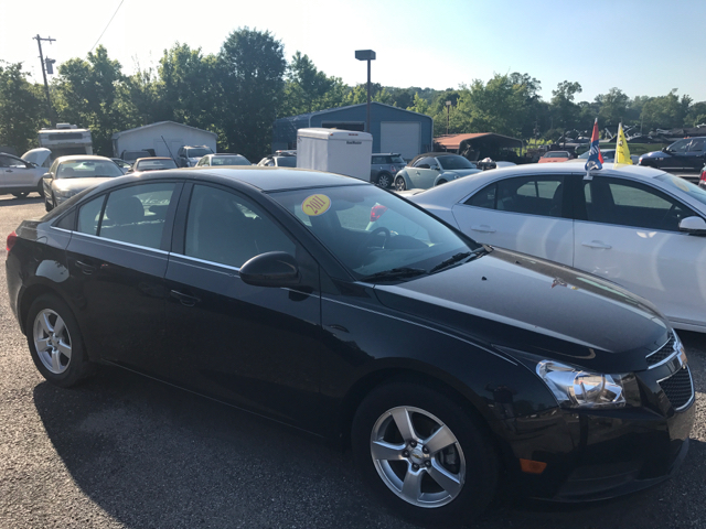 2011 Chevrolet Cruze LT Fleet 4dr Sedan - Clinton TN