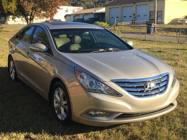 2011 Hyundai Sonata Limited 4dr Sedan - Clinton TN