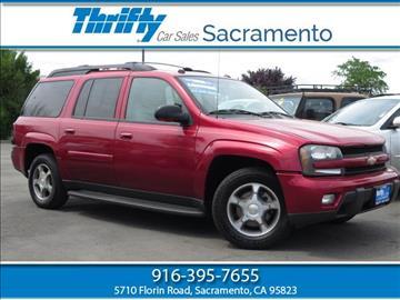 2005 Chevrolet TrailBlazer EXT for sale in Sacramento, CA