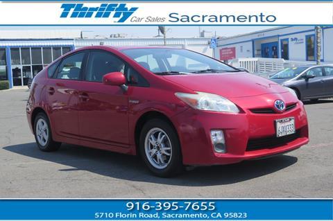 2010 Toyota Prius for sale in Sacramento CA