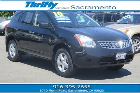 2010 Nissan Rogue for sale in Sacramento, CA