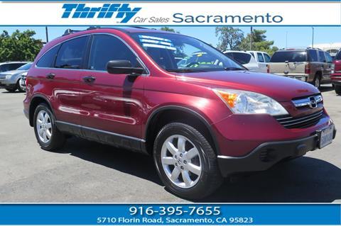 2007 Honda CR-V for sale in Sacramento CA