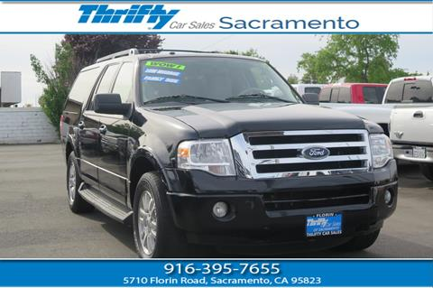 2012 Ford Expedition EL for sale in Sacramento CA