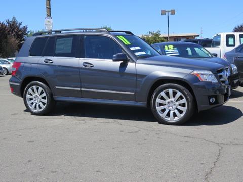 2011 Mercedes-Benz GLK for sale in Sacramento CA