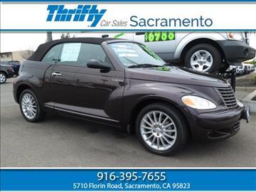 2005 Chrysler PT Cruiser for sale in Sacramento, CA