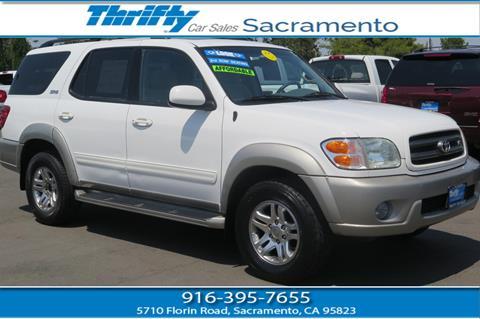 2004 Toyota Sequoia for sale in Sacramento, CA