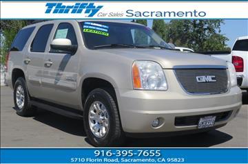 2008 GMC Yukon for sale in Sacramento, CA