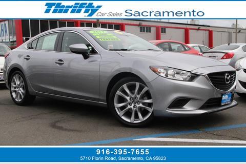 2014 Mazda 6 For Sale >> Used Mazda Mazda6 For Sale In Sacramento Ca Carsforsale Com