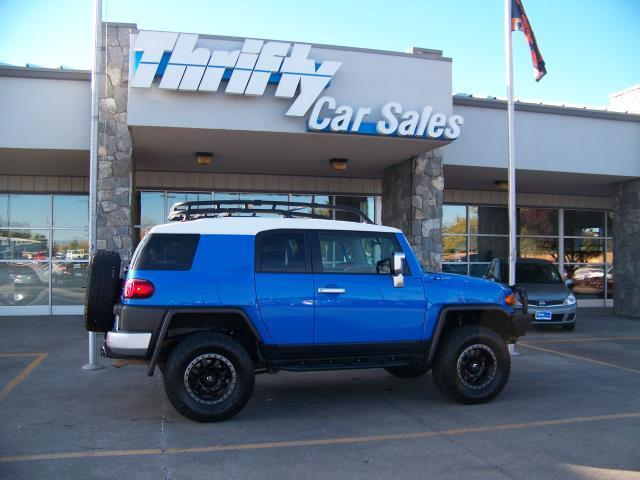 2009 toyota fj cruiser for sale in mountain home id. Black Bedroom Furniture Sets. Home Design Ideas
