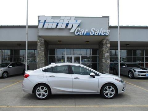 2016 Chevrolet Cruze for sale in Mountain Home, ID