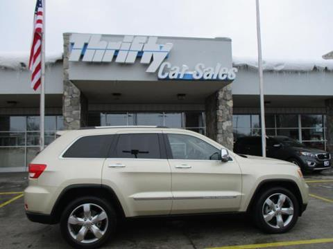 2012 Jeep Grand Cherokee for sale in Mountain Home, ID