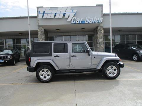 2013 Jeep Wrangler Unlimited for sale in Mountain Home, ID