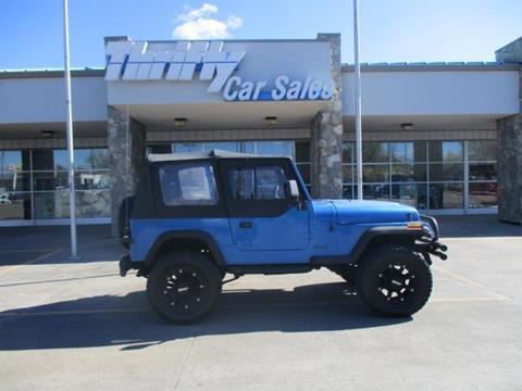 1993 Jeep Wrangler for sale in Mountain Home, ID