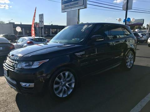 2014 Land Rover Range Rover Sport for sale in Coopersburg, PA