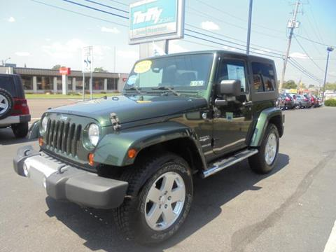 2010 Jeep Wrangler for sale in Coopersburg PA