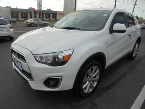 2015 Mitsubishi Outlander Sport for sale in Coopersburg, PA