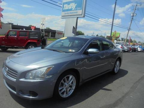 2011 Nissan Maxima for sale in Coopersburg PA