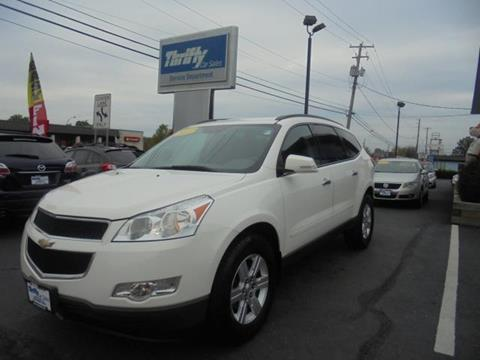 2012 Chevrolet Traverse for sale in Coopersburg, PA