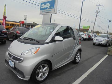 2014 Smart fortwo for sale in Coopersburg PA