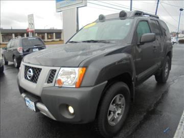 2012 Nissan Xterra for sale in Coopersburg, PA