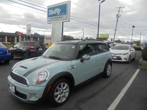 2011 MINI Cooper Clubman for sale in Coopersburg, PA