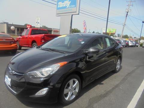 2013 Hyundai Elantra for sale in Coopersburg PA