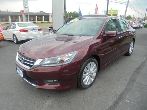 2014 Honda Accord for sale in Coopersburg, PA