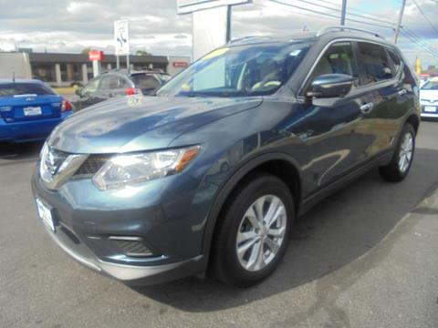 2014 Nissan Rogue for sale in Coopersburg PA