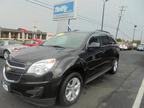 2014 Chevrolet Equinox for sale in Coopersburg PA