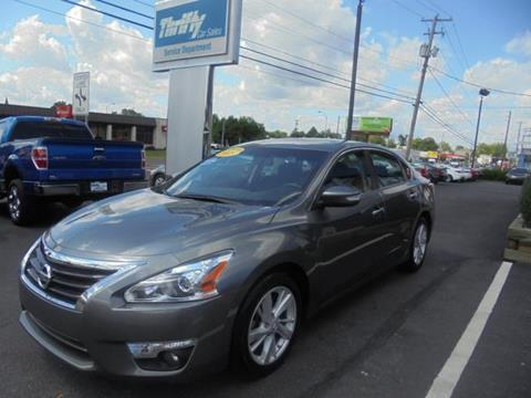 2015 Nissan Altima for sale in Coopersburg, PA