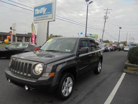 2015 Jeep Patriot for sale in Coopersburg, PA