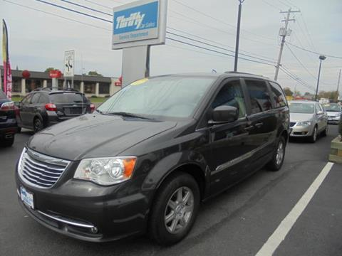 2012 Chrysler Town and Country for sale in Coopersburg, PA