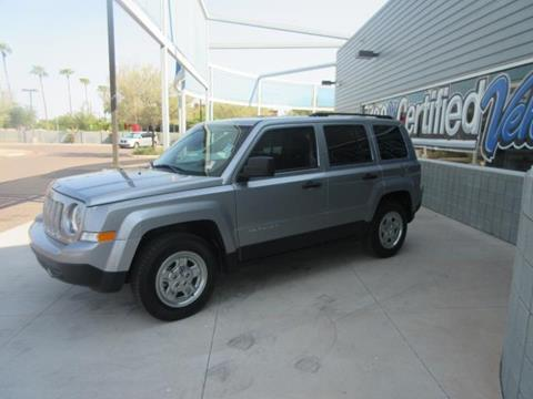 2017 Jeep Patriot for sale in Gilbert, AZ