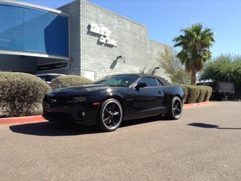2011 Chevrolet Camaro for sale in Gilbert, AZ