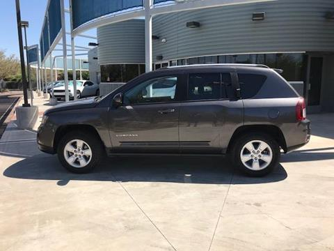 2017 Jeep Compass for sale in Gilbert, AZ
