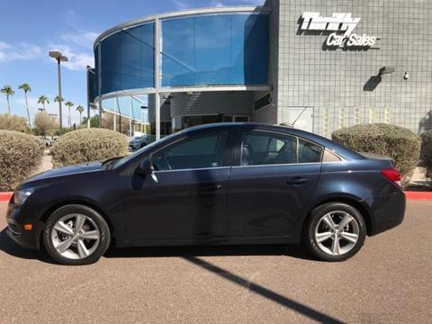 2016 Chevrolet Cruze Limited for sale in Gilbert, AZ