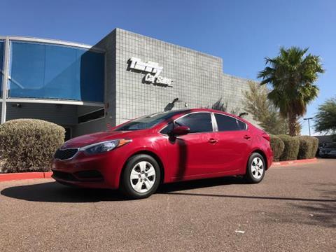 2016 Kia Forte for sale in Gilbert, AZ