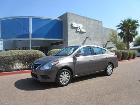 2017 Nissan Versa for sale in Gilbert, AZ